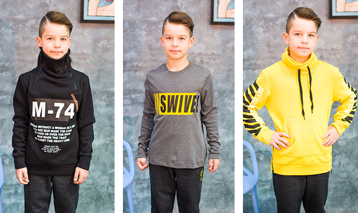 как выбрать свитера для мальчиков