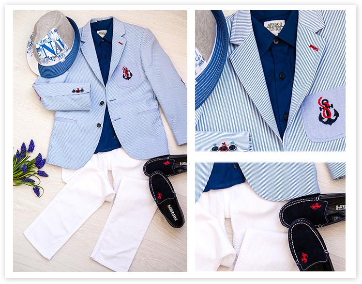 Нарядні дитячі костюми на випускний і свято. 9a0de0a9dd2c3