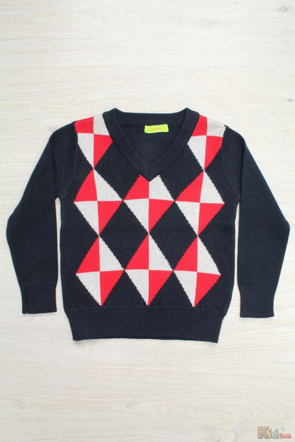 Пуловер для мальчика доставка