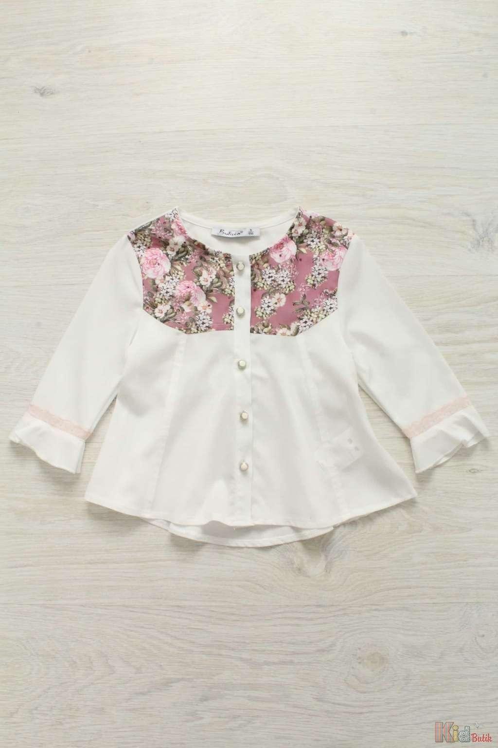 Нарядные блузки для девочек с доставкой