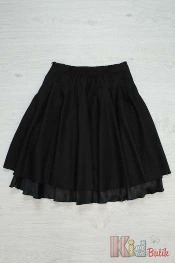 Юбка черного цвета доставка