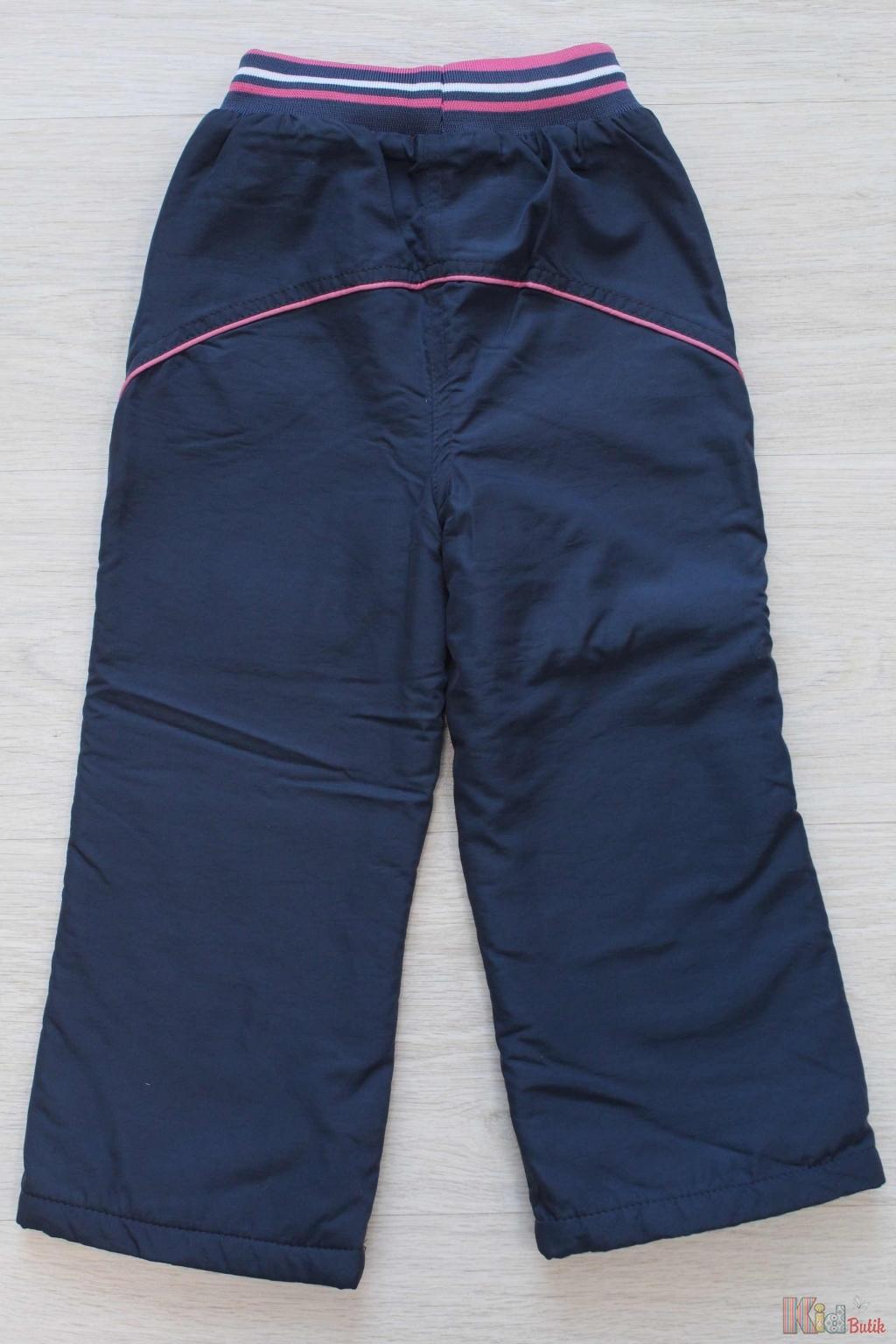 Утепленные брюки для девочек доставка