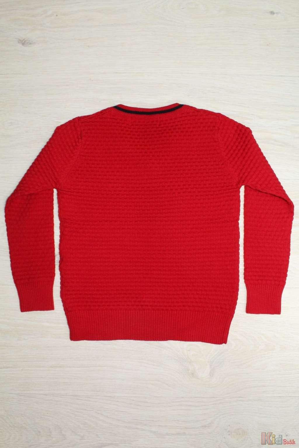Красный пуловер для женщин доставка