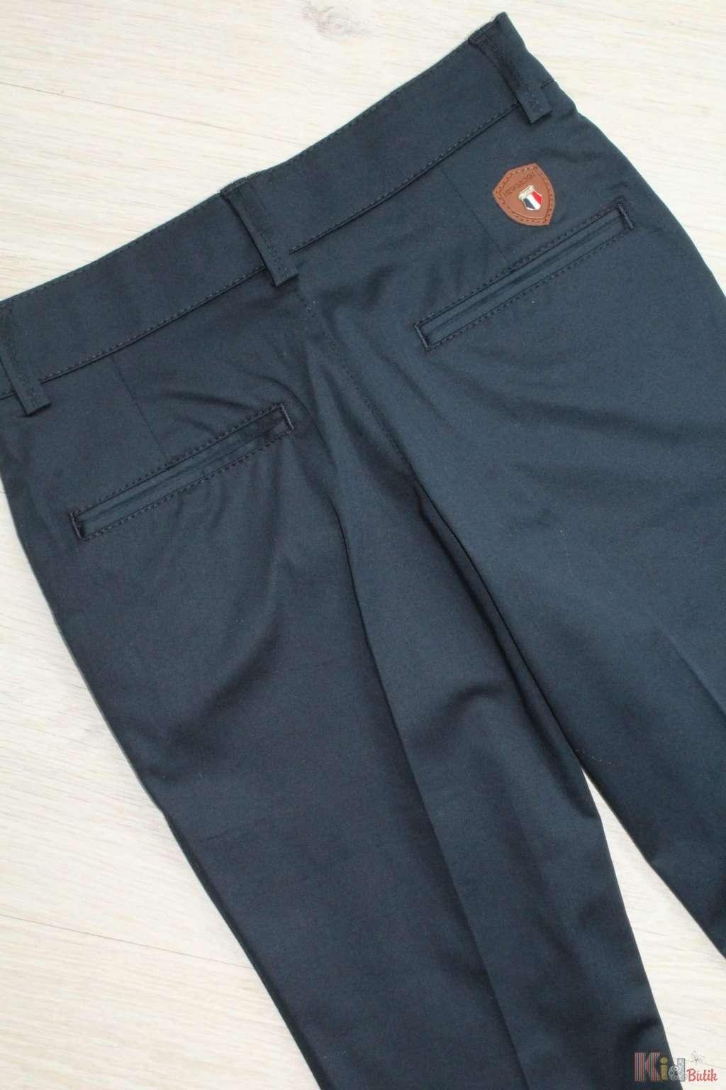 Классические синие брюки доставка