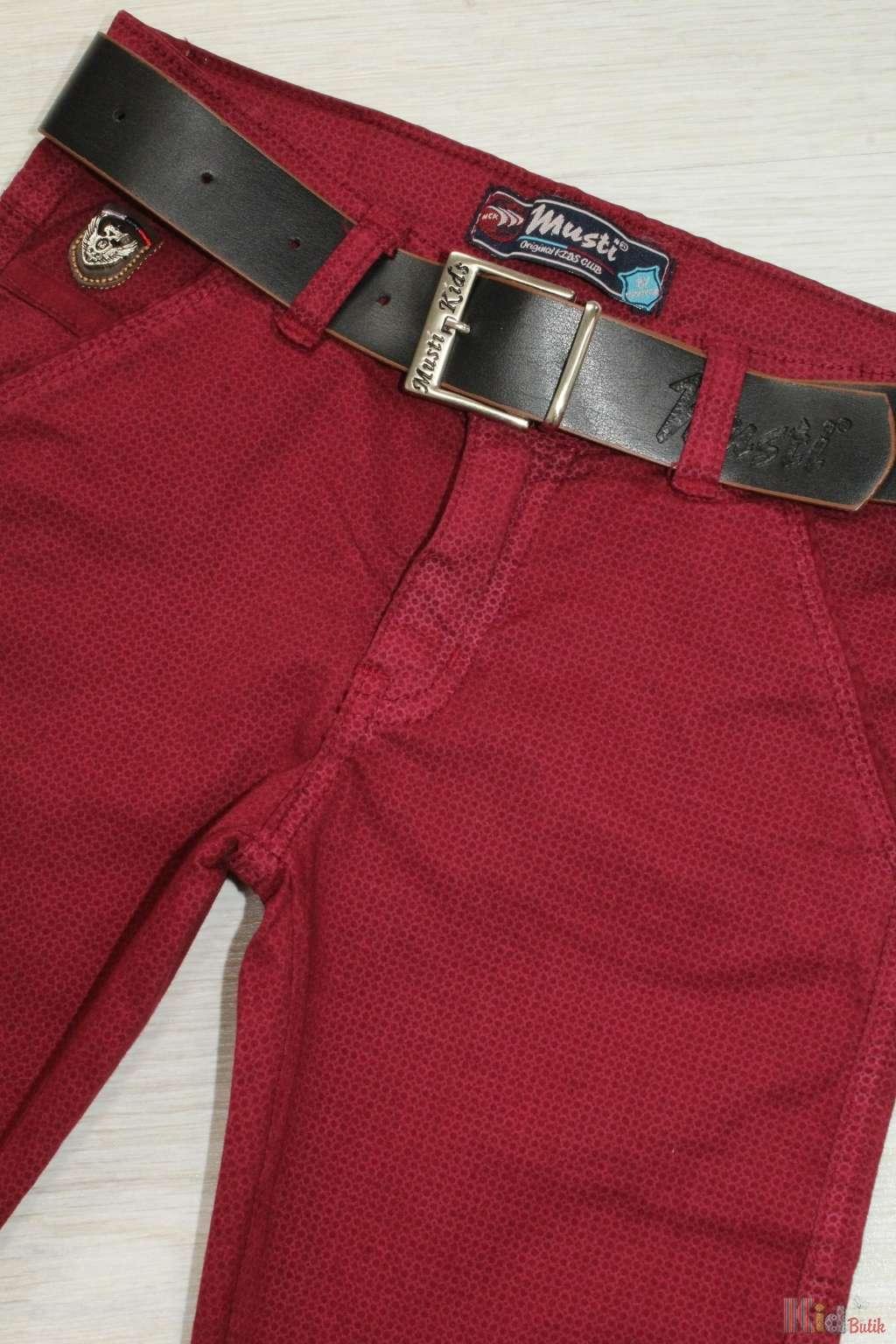 Бордовые брюки с доставкой