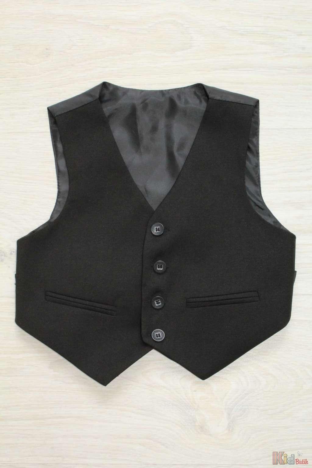 Черный женский костюм классический доставка