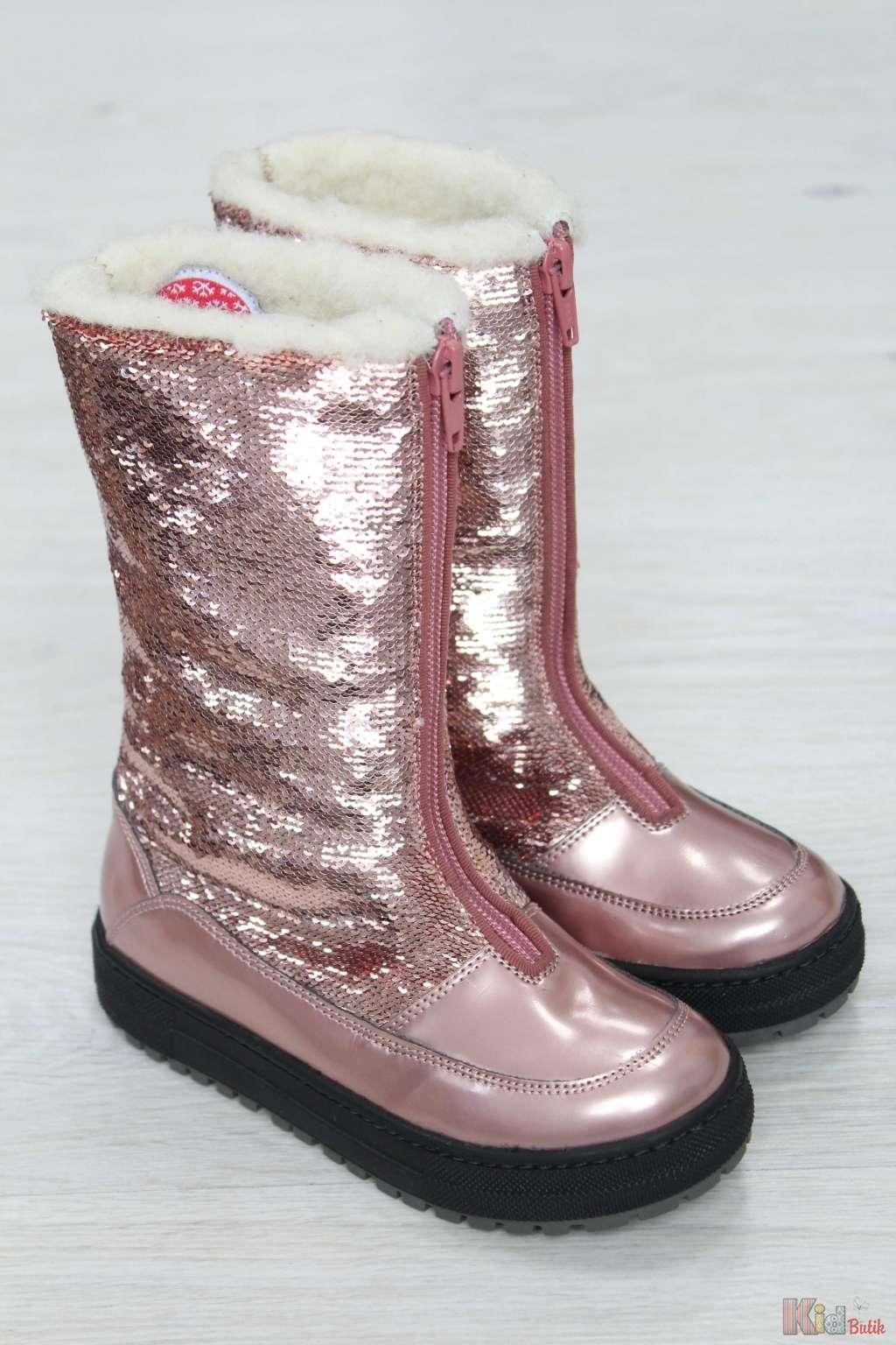 ᐈ Чоботи для дівчаток купити в інтернет магазині KidButik™ ➔ Вигідна ціна!  Чоботи для дівчаток з доставкою по Україні f41a27bd7f3bb