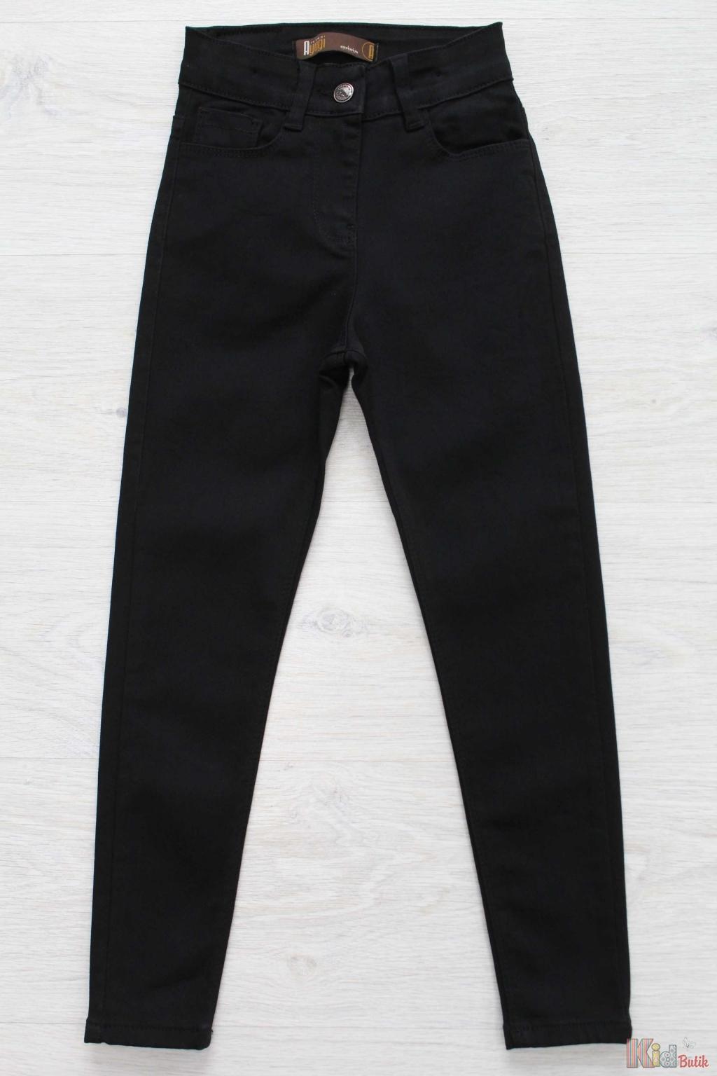 ᐈ Джинси скінні чорні для дівчинки A-yugi 2125000529646 купити в ... 2a093d117767f