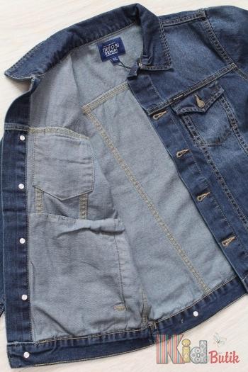... Куртка джинсова з кишенями для хлопчика Tiffosi Тф18-2(11052) ... 5aae0ce866121