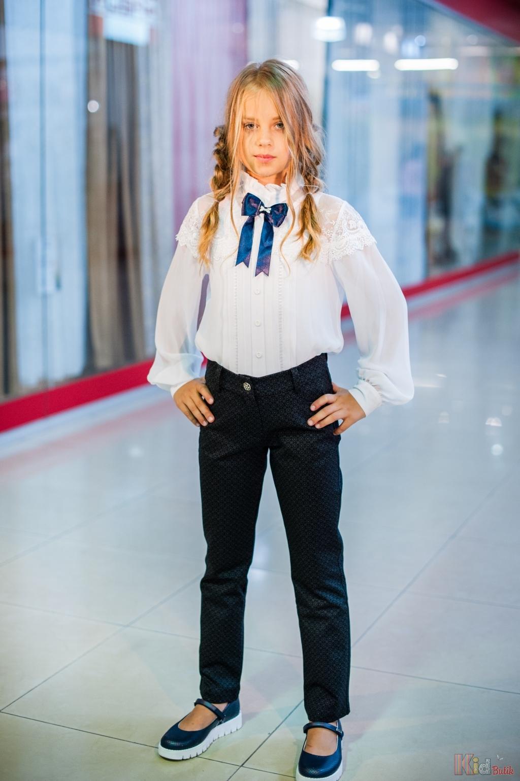 ᐈ Шкільні брюки для дівчаток купити в інтернет магазині KidButik™ ➔ Вигідна  ціна! Шкільні брюки для дівчаток з доставкою по Україні def95cc434119