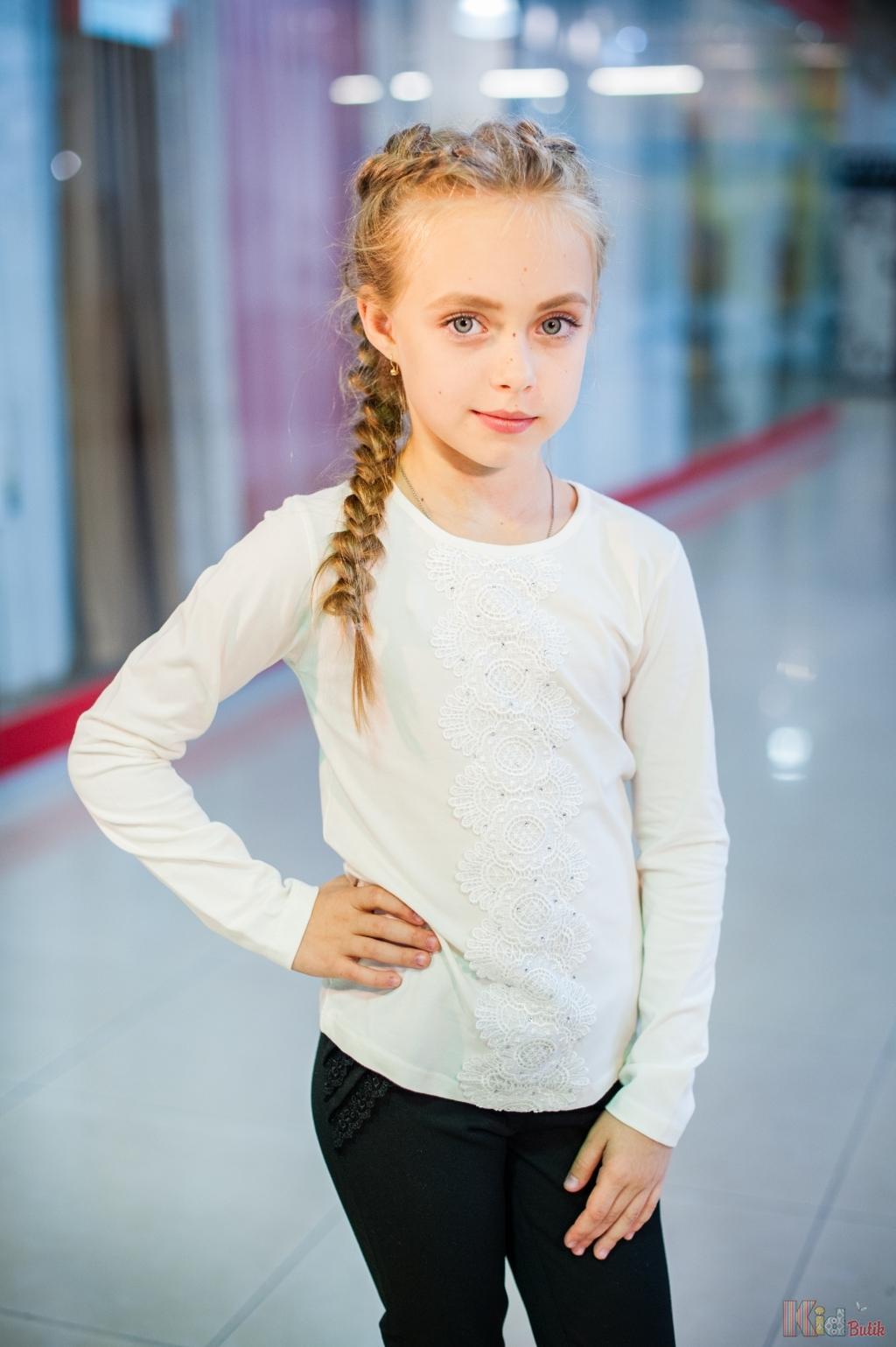 9760c9e9925 Школьные блузки и рубашки для девочек Matilda купить с доставкой ...