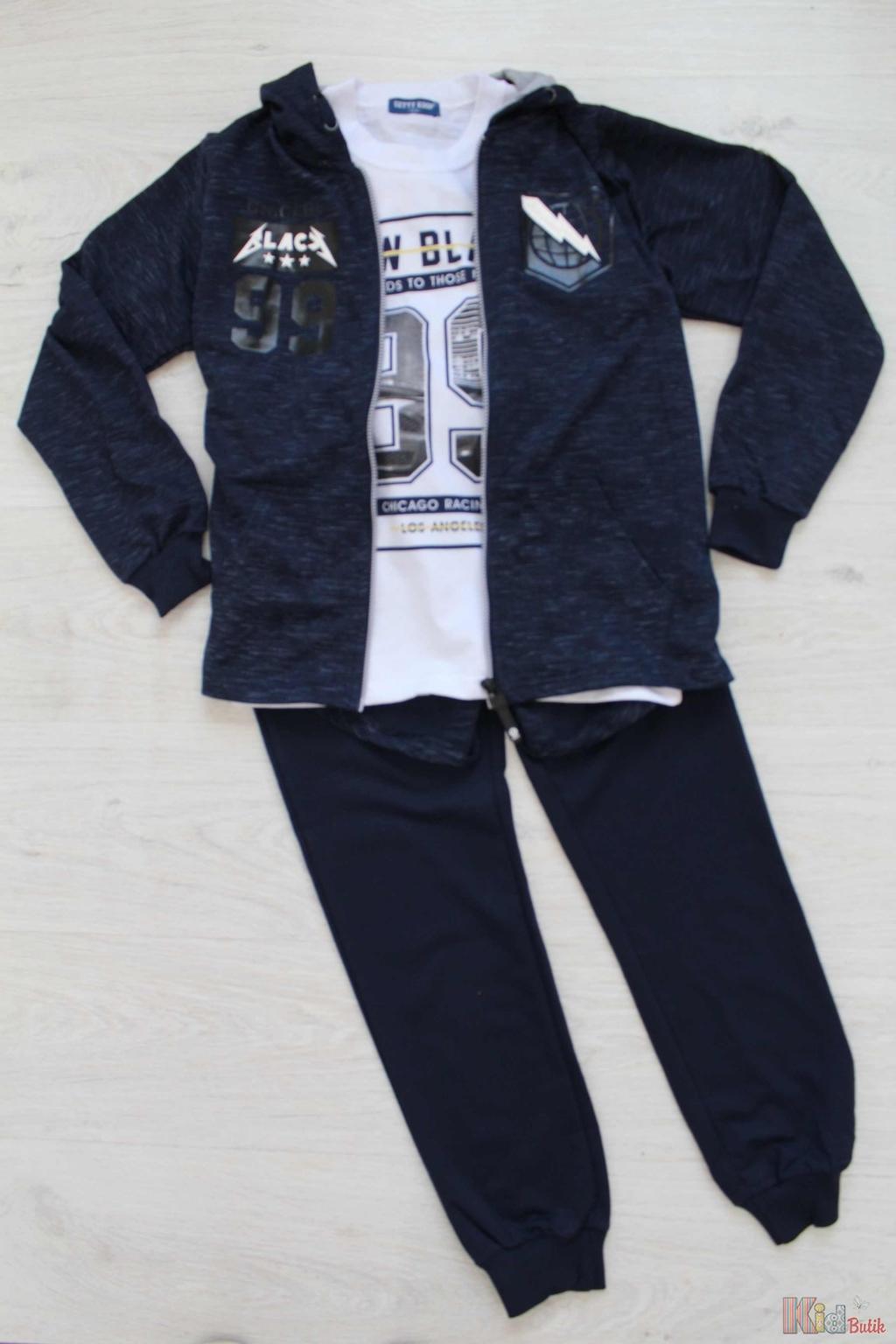 ᐈ Спортивний костюм 3-ка для хлопчика Setty Koop 2125000557823 ... d9d5698d41966