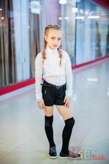 ᐈ Шкільні шорти для дівчаток купити в інтернет магазині KidButik™ ➔ Вигідна  ціна! Шкільні шорти для дівчаток з доставкою по Україні ea9361bd709e2