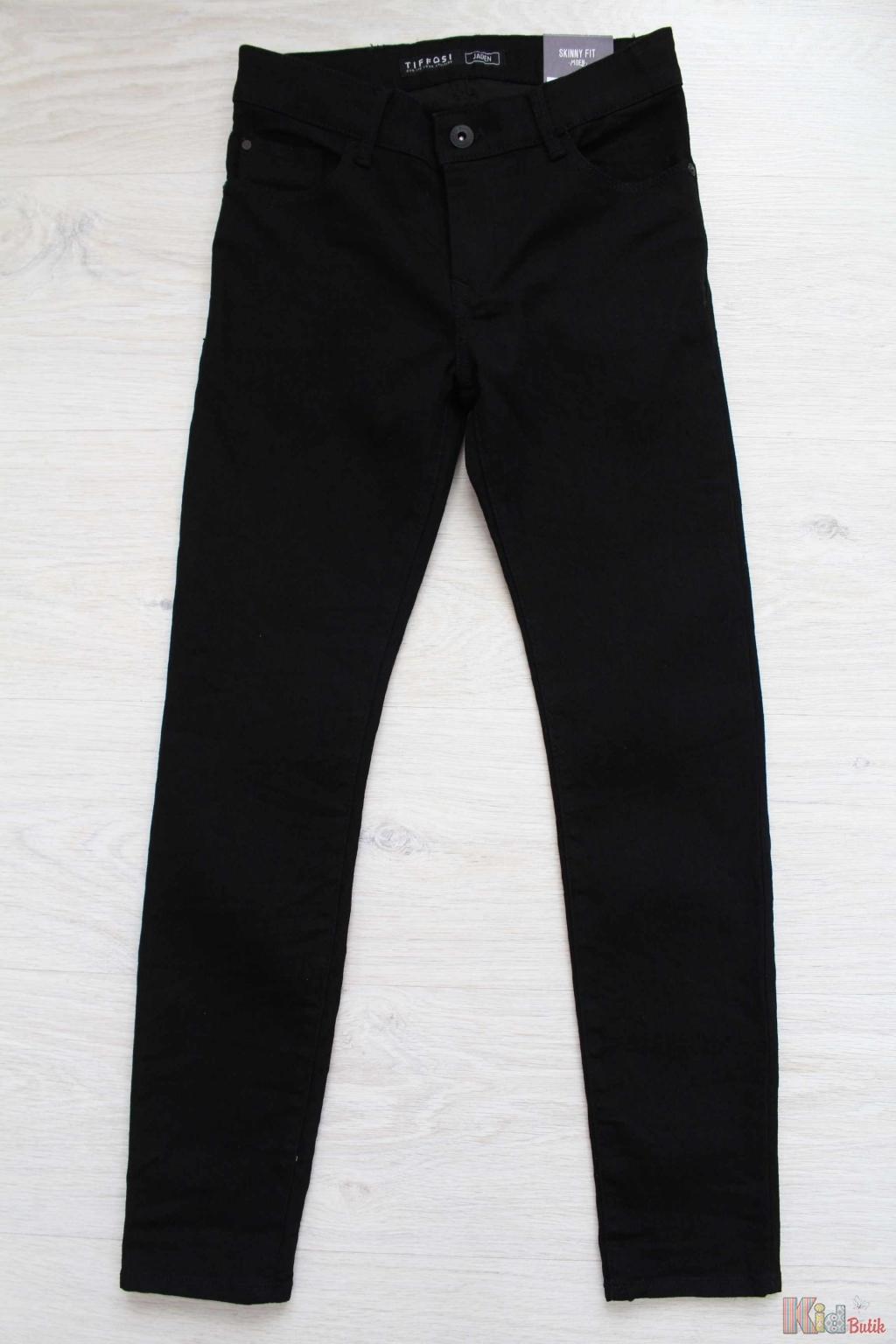 ᐈ Джинси скиіні чорні для хлопчика «Jaden» Tiffosi 5603343875899 ... 4ab1cc73061aa