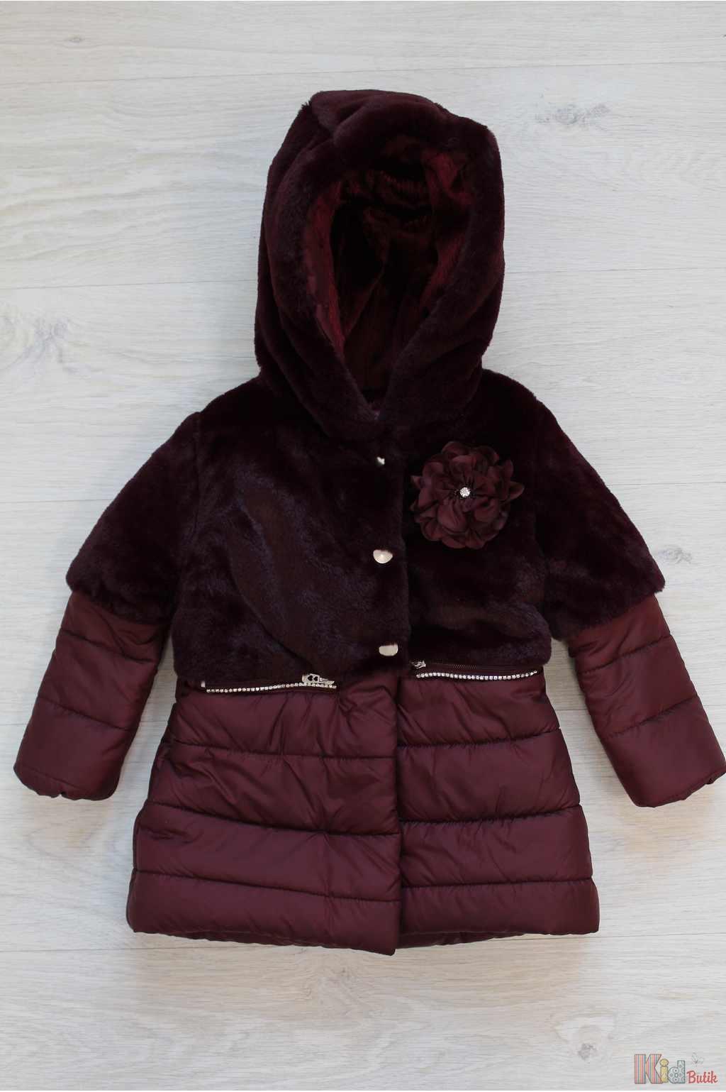 a4804b51b79105 ᐈ Куртки зимові для дівчаток ᐈ Купити в інтернет магазині KidButik™ ➔ Вигідна  ціна!