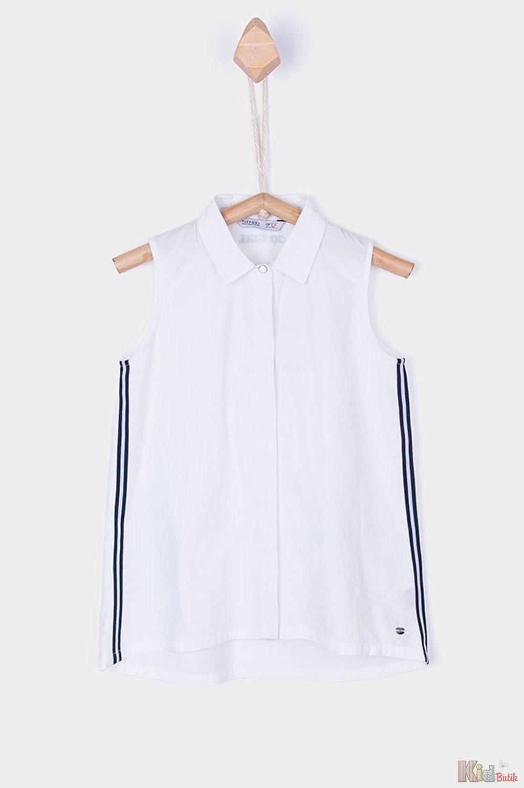 caedcb665b8 ᐈ Рубашка без рукавов расширенная для девочки Tiffosi 5603344260991 ...