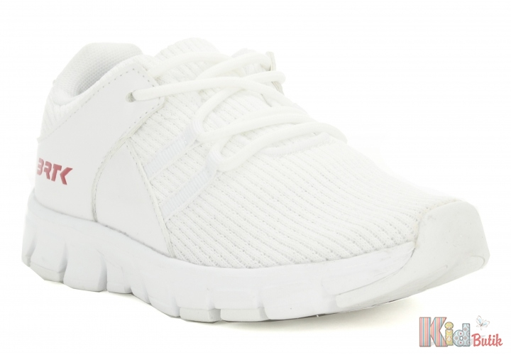 fbd9bd24fa2b87 ᐈ Кросівки білі з текстилю Bartek 19-58117/184 купити недорого в ...