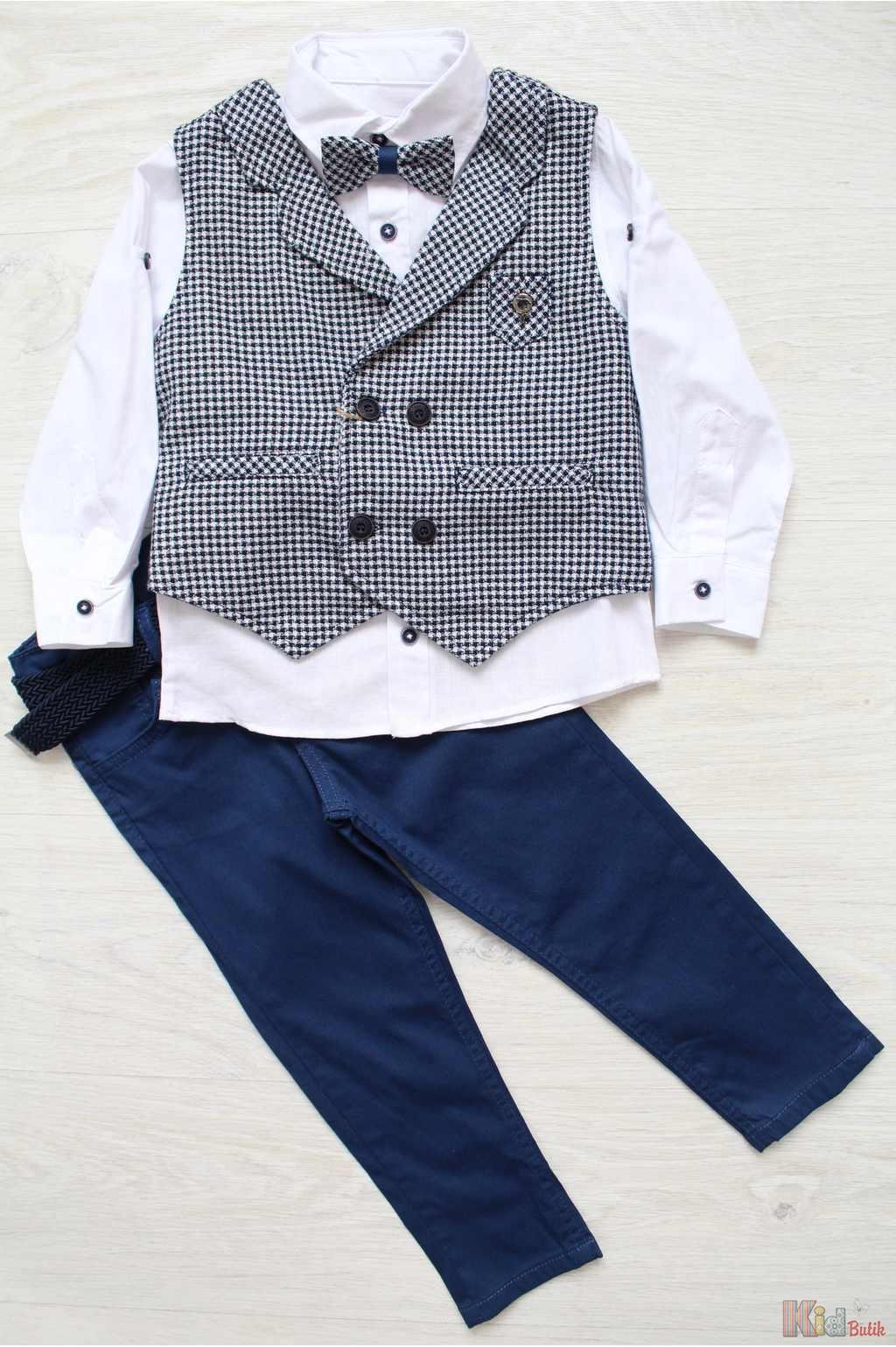 b2cabb6ee4a5d9 ᐈ Дитячі костюми, піджаки для хлопчиків купити за низькою ціною |  KidButik.ua™