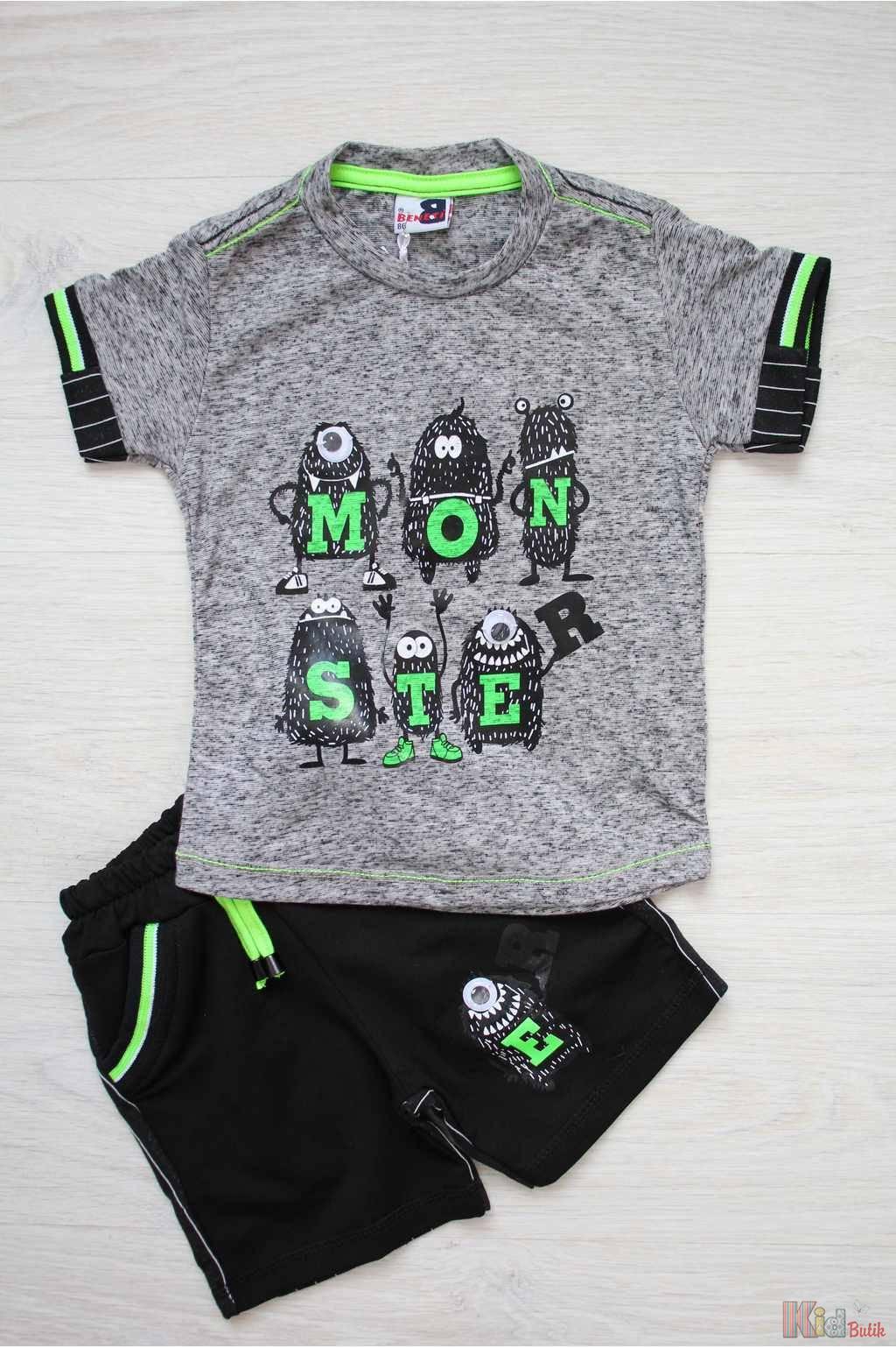 72edc1a1085b73 ᐈ Комплекти шорти і футболка для хлопчиків ᐈ Купити в інтернет магазині  KidButik™ ➔ Вигідна ціна!