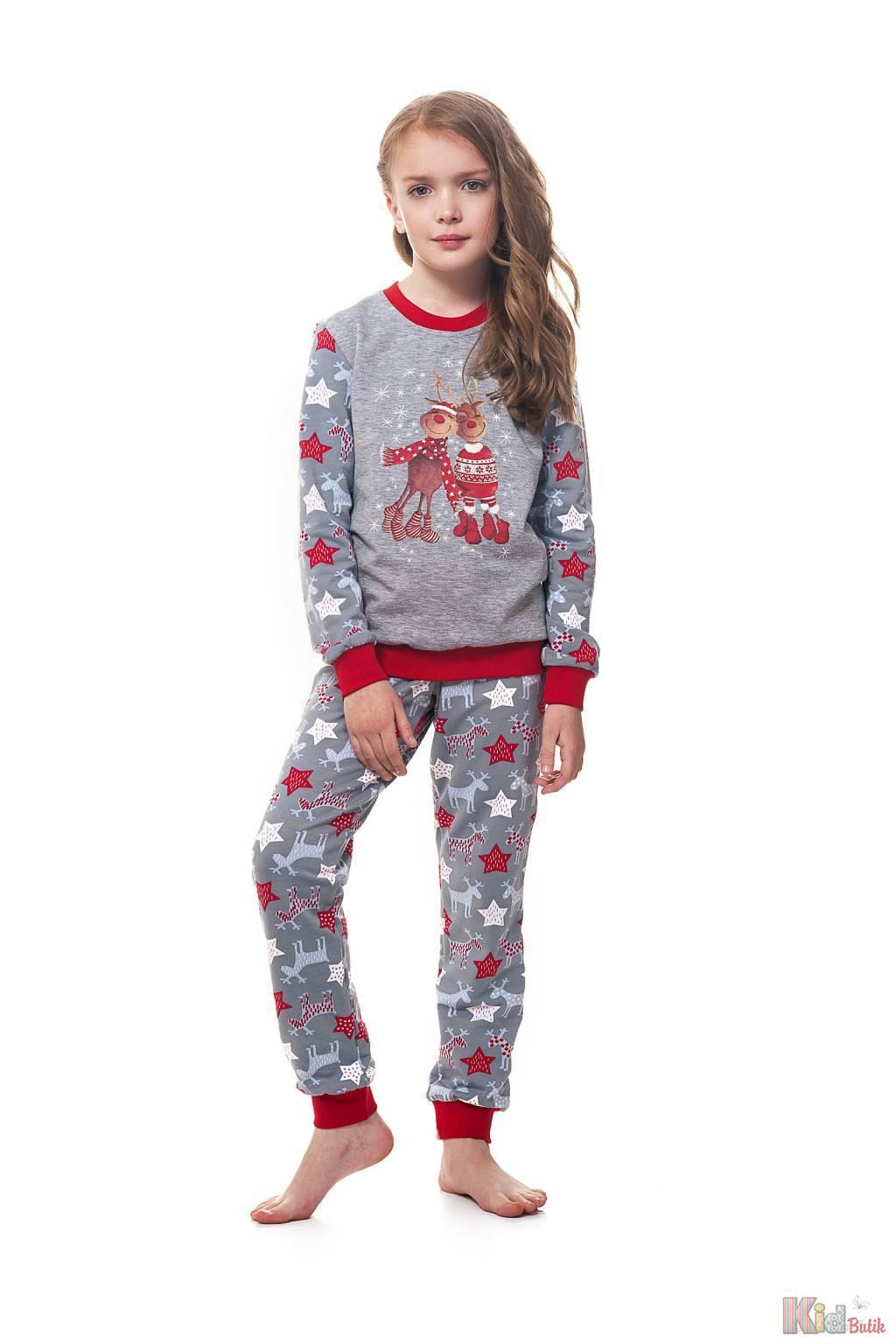5686420a6cc9c ᐈ Пижамы для девочек ᐈ Купить в интернет магазине KidButik™ ➔ Выгодная цена!