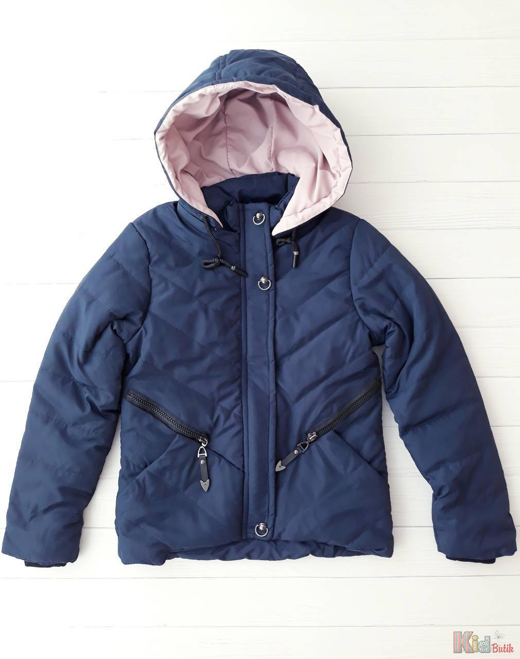 51e4e78188e3 ᐈ Куртки демисезонные для девочек, весенние куртки ᐈ Купить в интернет  магазине KidButik™ ➔ Выгодная цена!