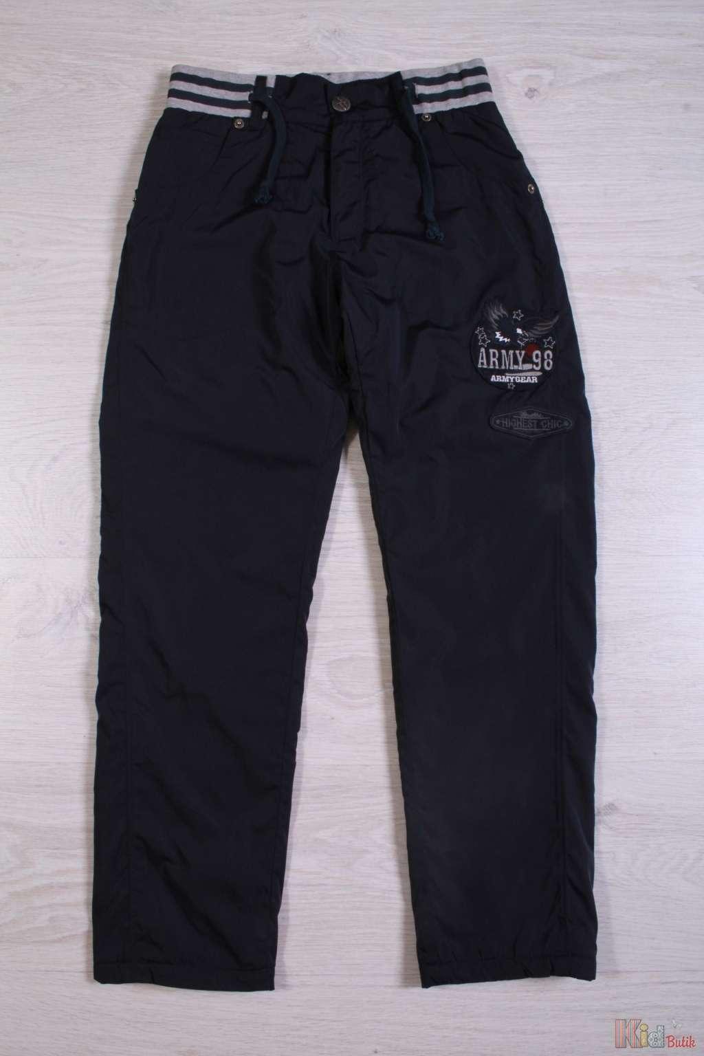 ᐈ Штани для хлопчика утеплені на флісі Puledro 2126000072408 купити ... b7e8281028322