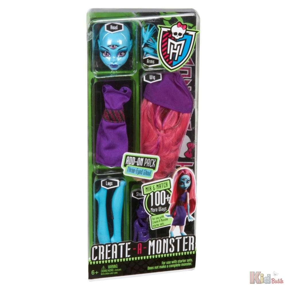 """Набор Monster High """"Создай монстра"""" Mattel Mattel 746775088446 купить в KidButik.com.ua Цена, фото, отзывы в Украине"""