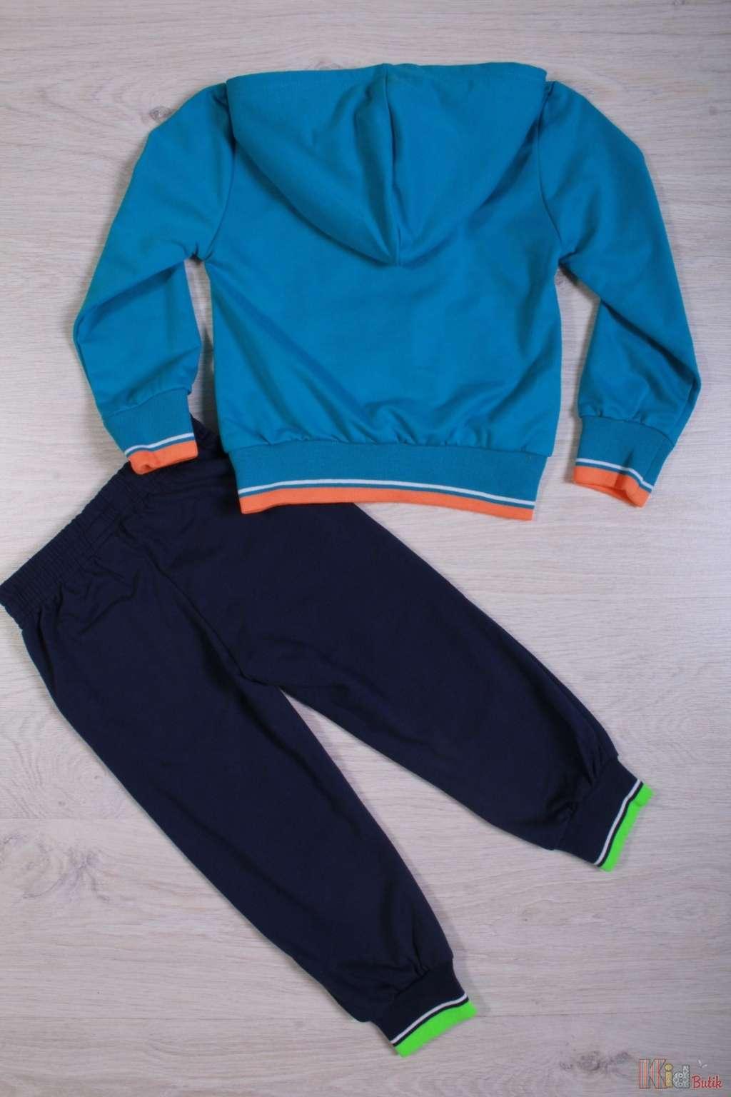 Спортивний костюм для хлопчика 3-ка 2129000372998 купити в KidButik ... 908f23af36b3b