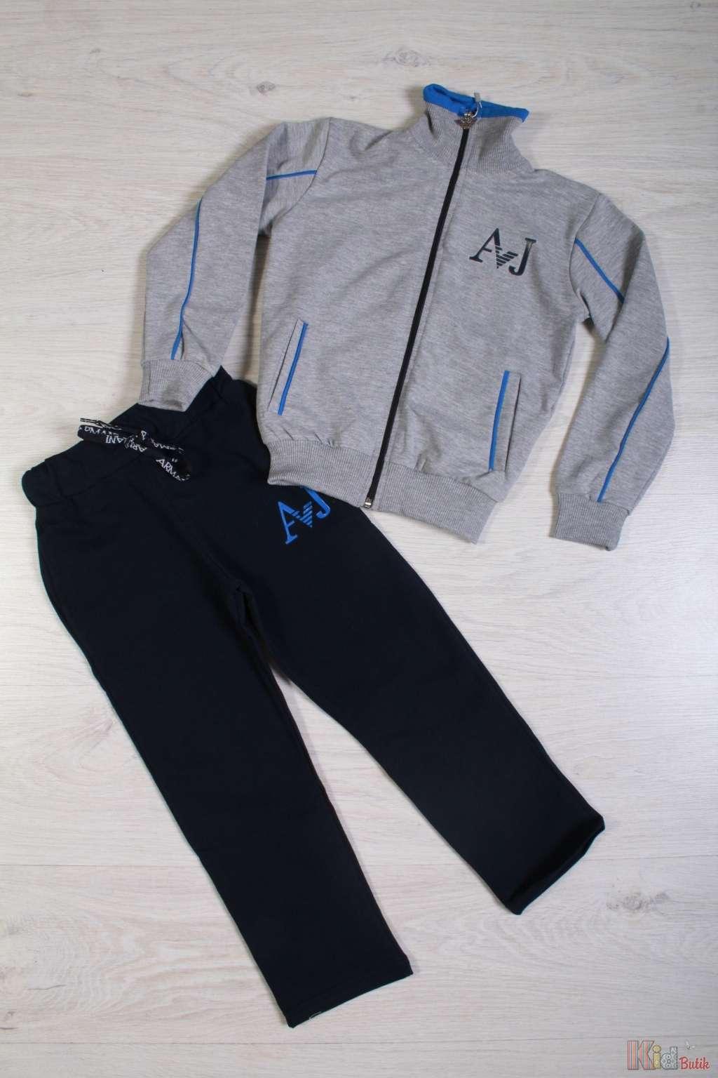 ᐈ Спортивний костюм для хлопчика 2126000178599 купити в KidButik ... ddd75f080ccc2