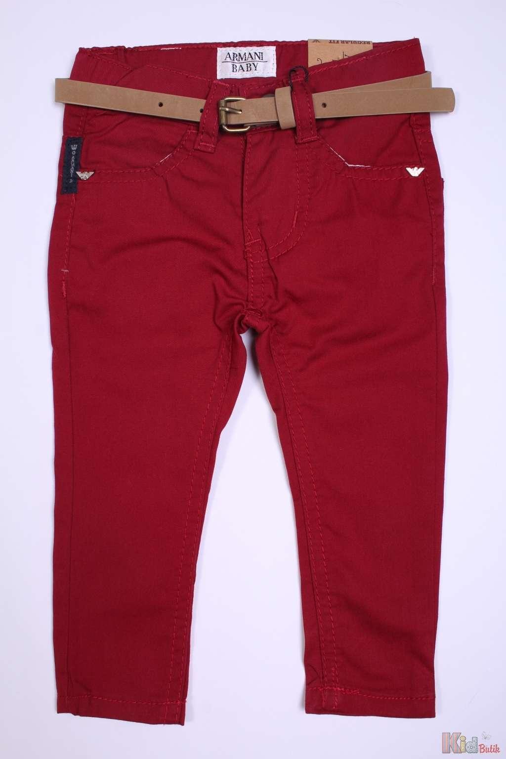 Красный брюки доставка