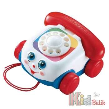Веселий телефон Fisher-Price 77816 л